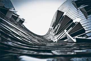 Objektiv für Architekturfotografie