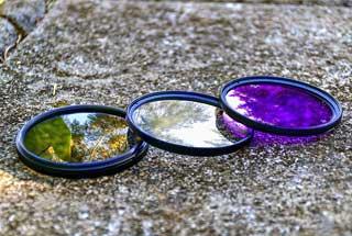 UV-Filter für Objektive