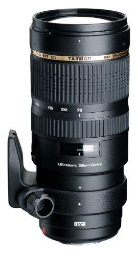 Tamron SP 70-200mm F/2.8 Di VC USD Telezoom-Objektiv für Nikon -